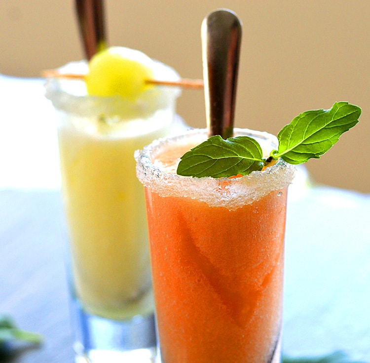 Summer Melon Coolers