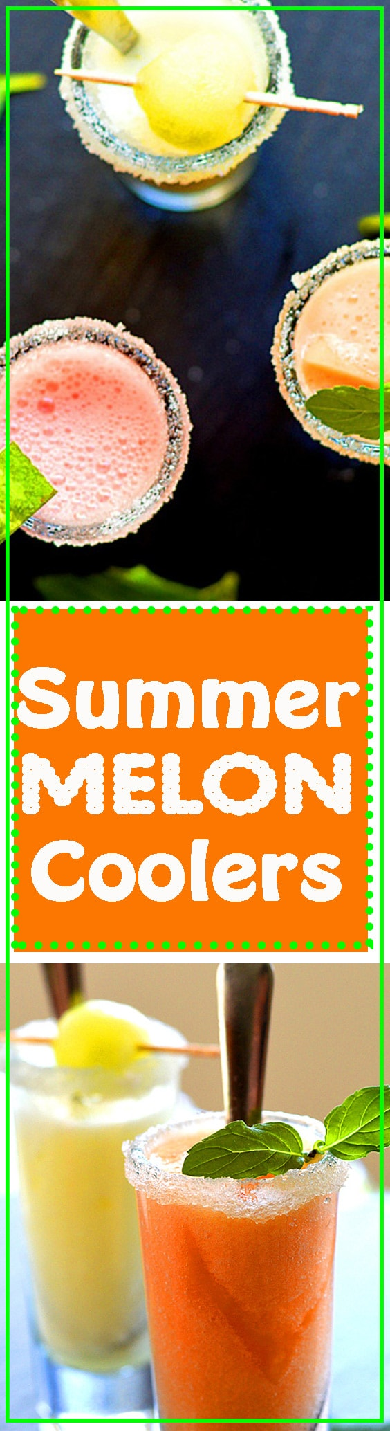 Summer Melon Cooler