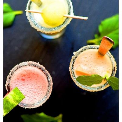 Summer Melon Coolers