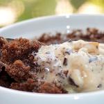 Vegan Hot Fudge Pudding Cake