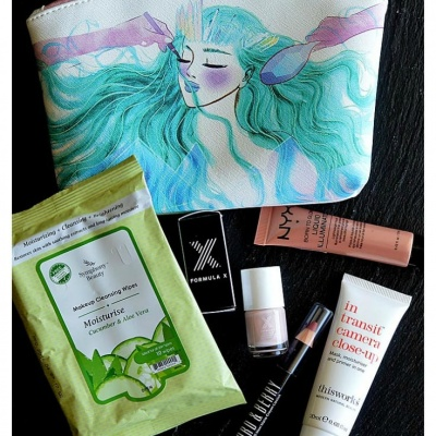 August 2016 IPSY Glam Bag Review