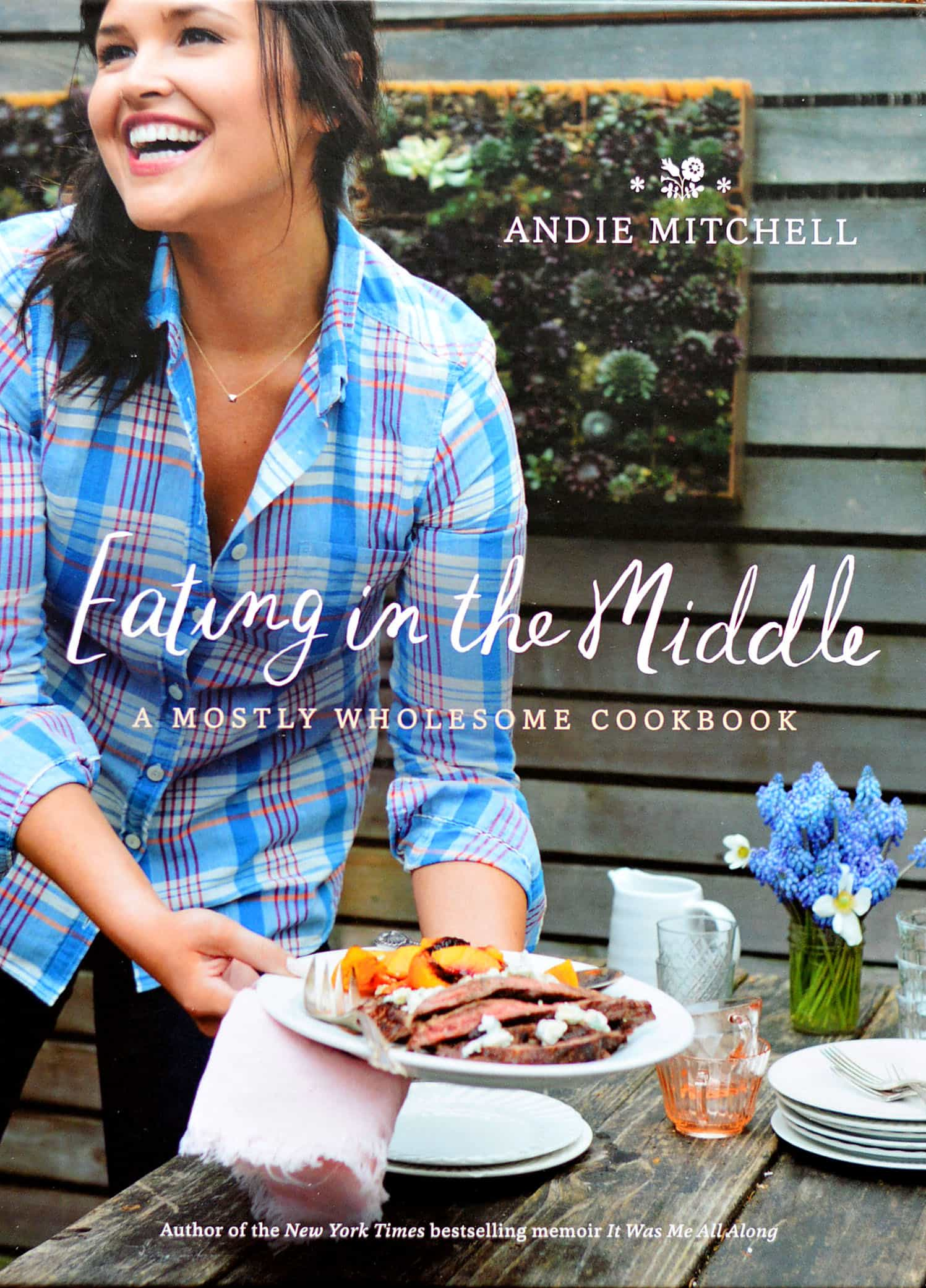 REVIEW: EATING IN THE MIDDLE, a cookbook by Andie Mitchell
