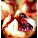 Leftover Cranberry Tarts