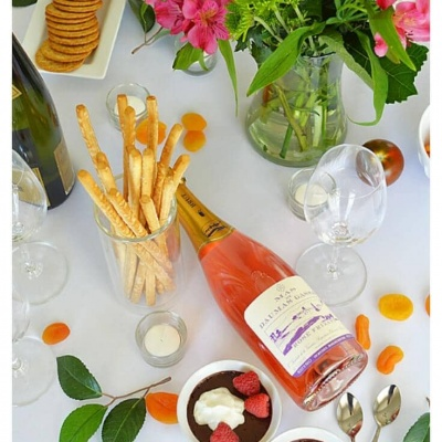 Bonjour Spring! Celebrating French Wine Made With Love…