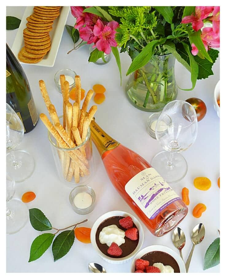 Bonjour Spring! Celebrating French Wine Made With Love...
