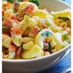 Classic Vegan Macaroni Salad