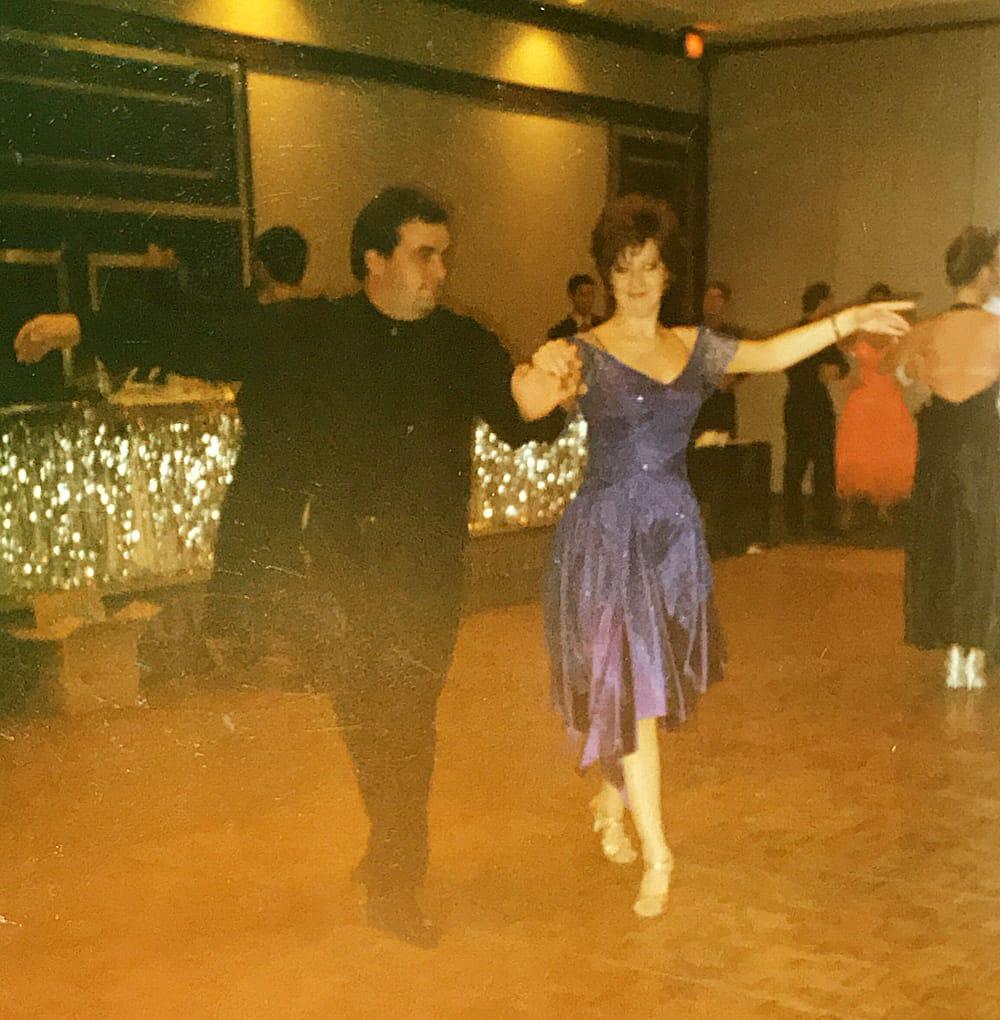 I hope you dance...