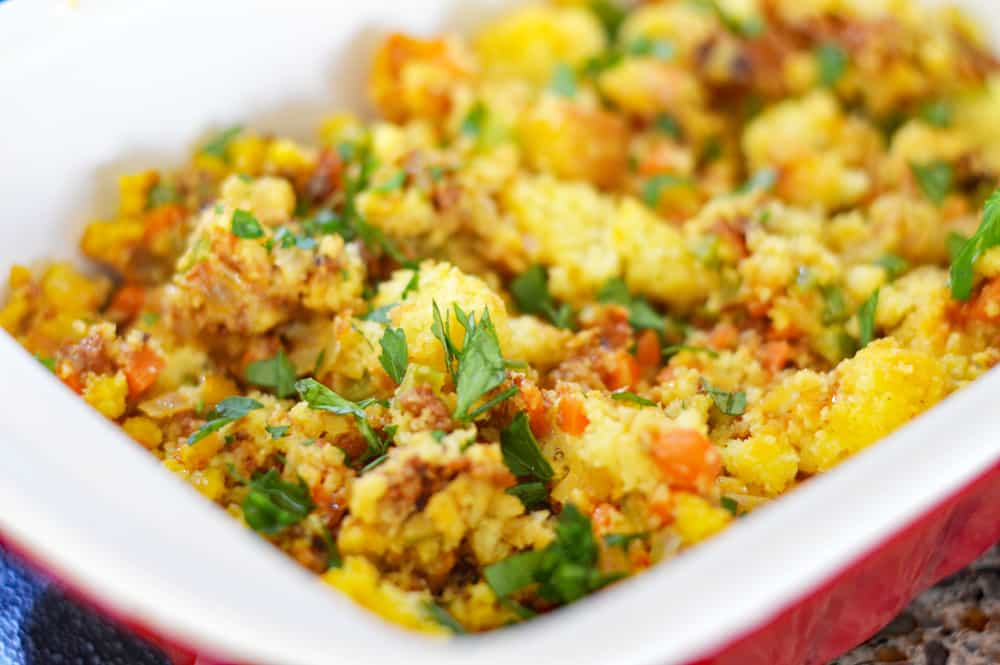 Whole Foods Cornbread Stuffing