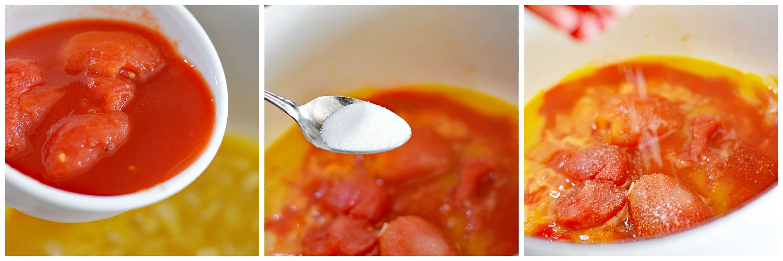 Homemade Vegan Cream of Tomato Soup