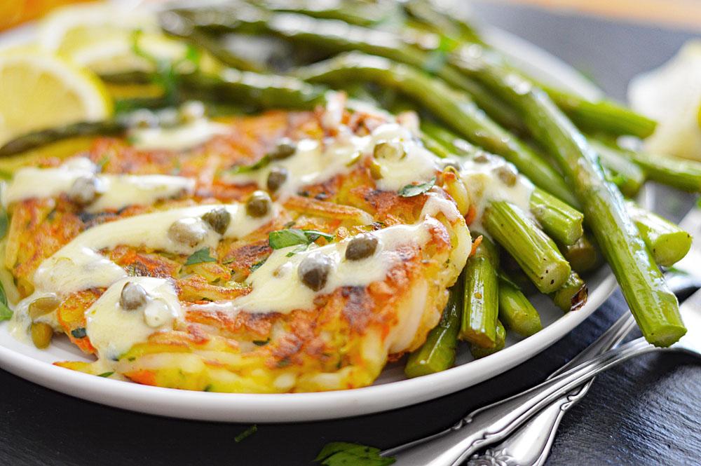 SIMPLY POTATOES® Vegetable Latke Piccata