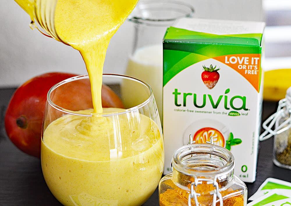 Mango & Turmeric Smoothie