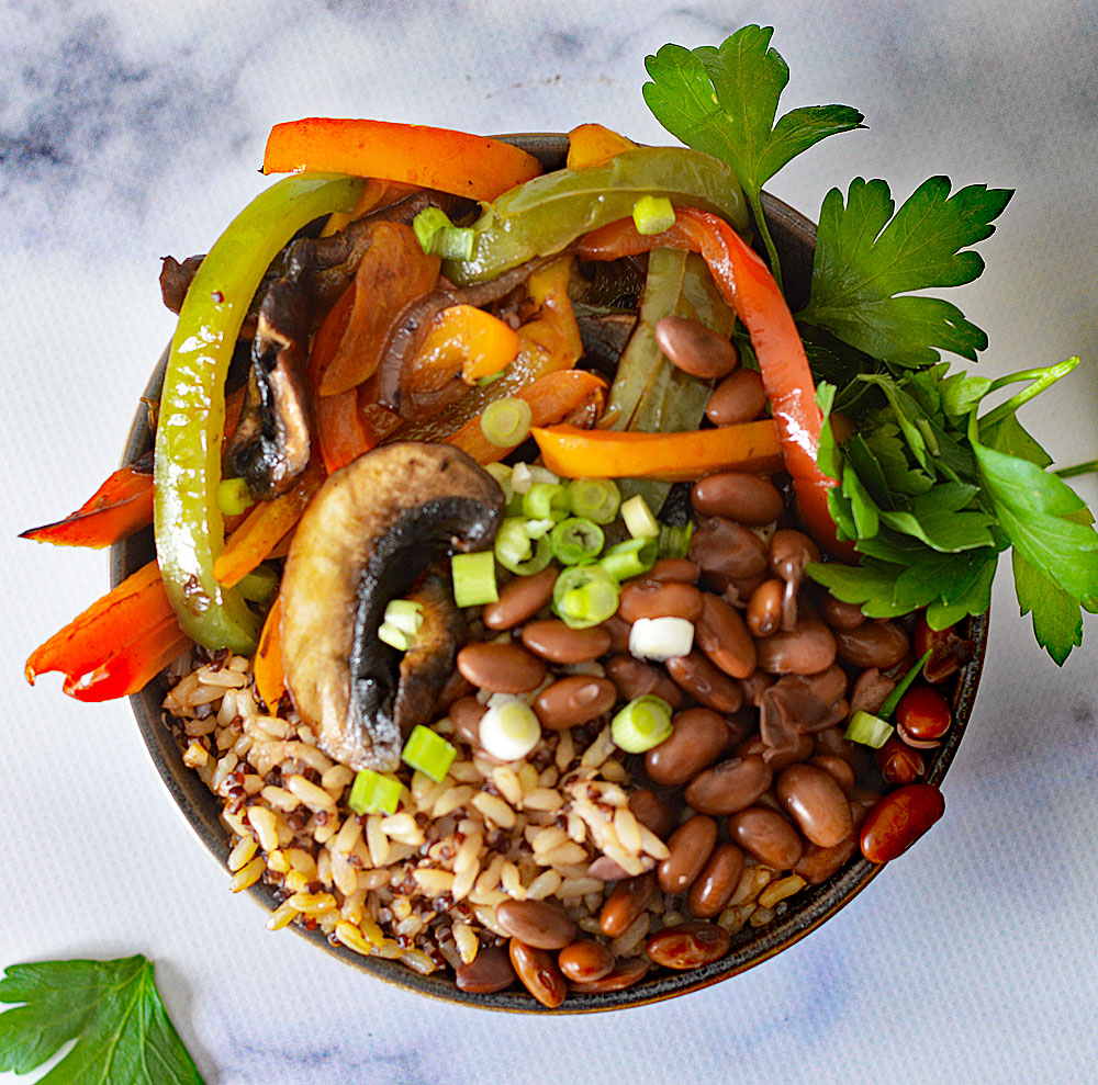 How To Build The Perfect Grain-Based Buddha Bowl!