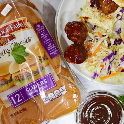 Quick & Easy Game Day Sliders with Pepperidge Farm