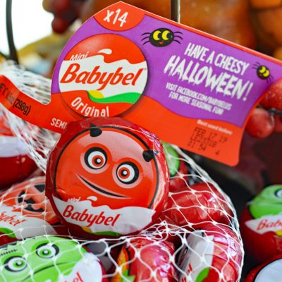 Choose Mini Babybel® at Target for a fun Halloween Treat!
