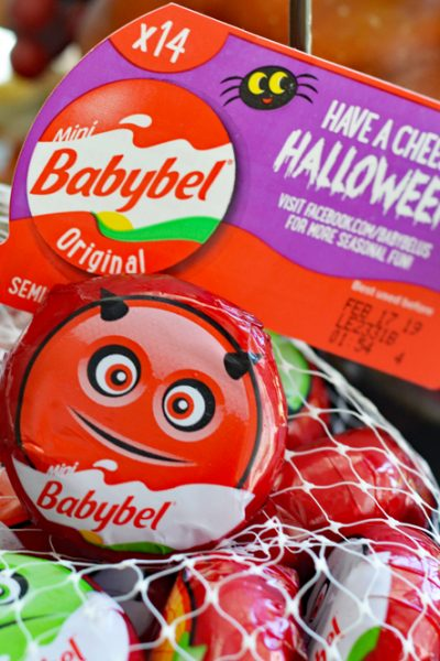 Choose Mini Babybel® at Target for a fun Halloween Treat!
