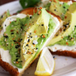 Everything Avocado Toast Recipe Hero Shot