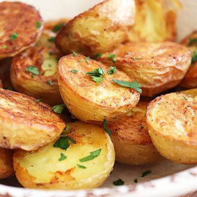 Oven Roasted Baby Dutch Potatoes Recipe