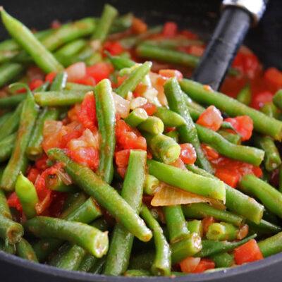 Italian Green Beans Recipe