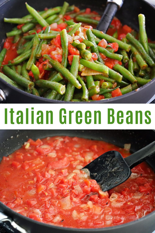 PIN for Italian Green Beans